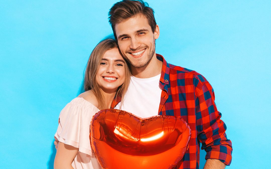 Tips to Achieve the Perfect Valentine's Day Smile
