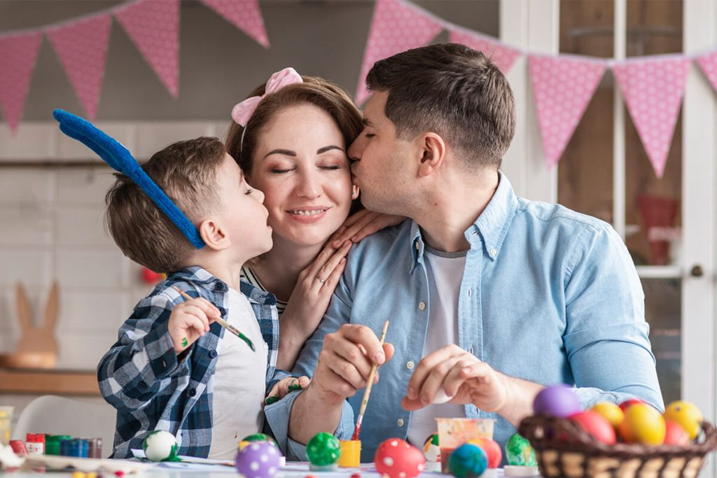 Top 8 Ideas for Easter at Home from Forster Dental Centre