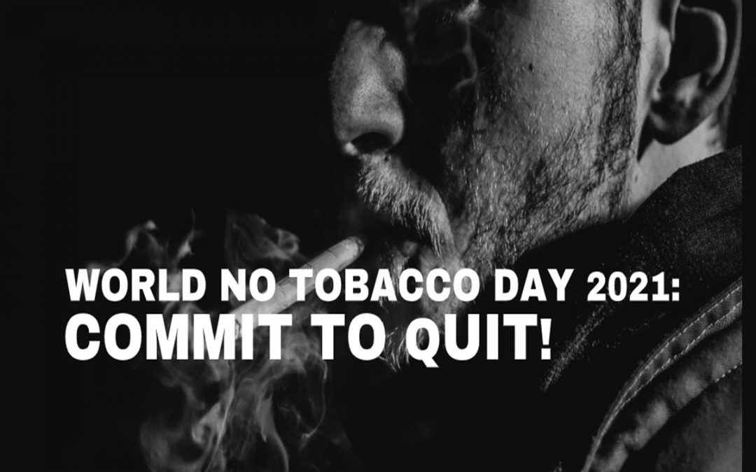 World No Tobacco Day 2021 in Forster: Commit to Quit!