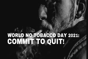 world no tobacco day 2021 in forster